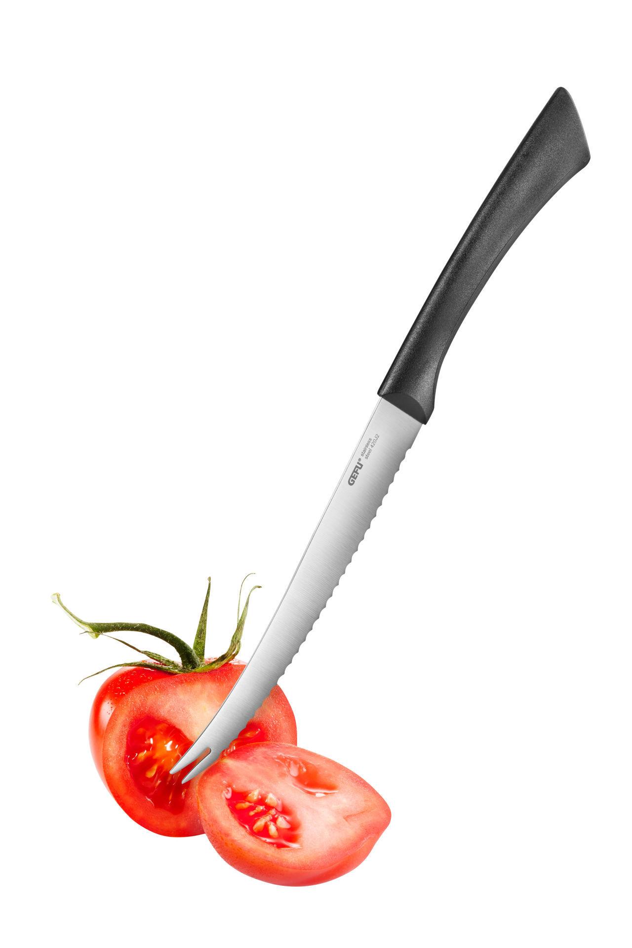 Afbeeldingen van Superhandig groentenmesje