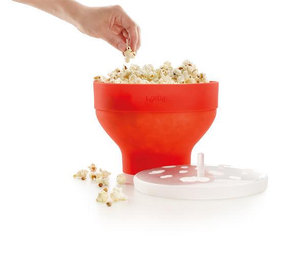 Afbeeldingen van Popcornmaker microgolf